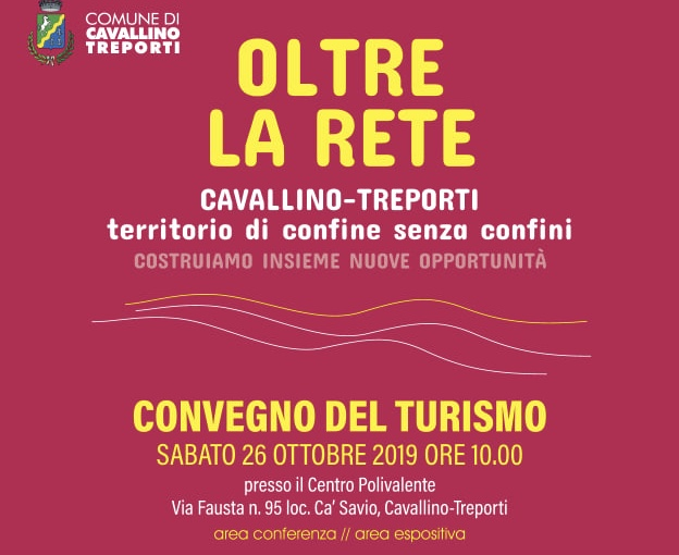 Convegno sul turismo 2019