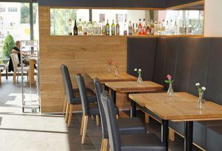 la sala di una mensa