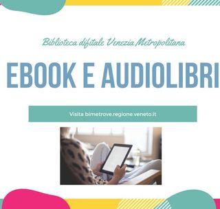 Ebook e audiolibri della biblioteca