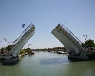 ponte apribile canale pordelio