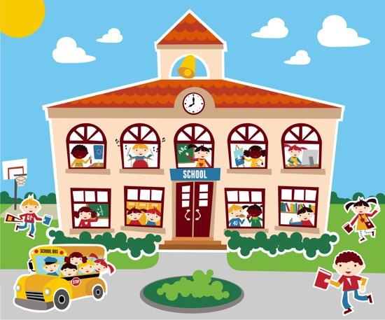 immagine edificio scuola