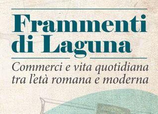 """estratto del depliant della mostra """"frammenti di Laguna"""""""