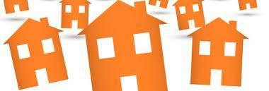 case tra loro affiancate