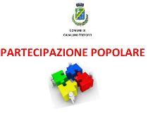 logo partecipazione popolare