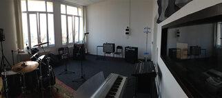 sala prove del centro polivalente
