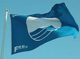 bandiera blu delle spiagge