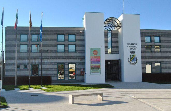 Comune di Cavallino Treporti , il Municipio