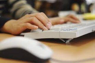 tastiera di un computer