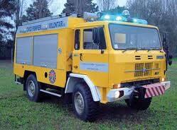 camioncino protezione civile